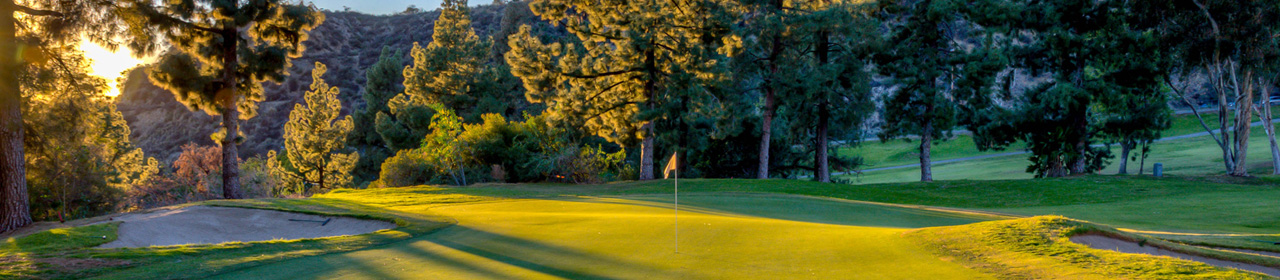 Online Pro Store Los Angeles | De Bell Golf Course | Burbank CA